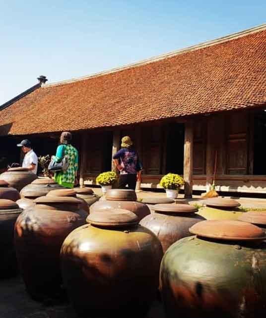 Ancient Houses- Duong Lam Ancient Village