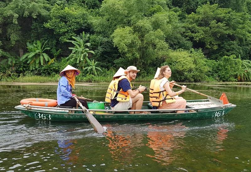 Trang An Tourism Complex