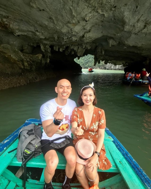 dau go cave boat ride