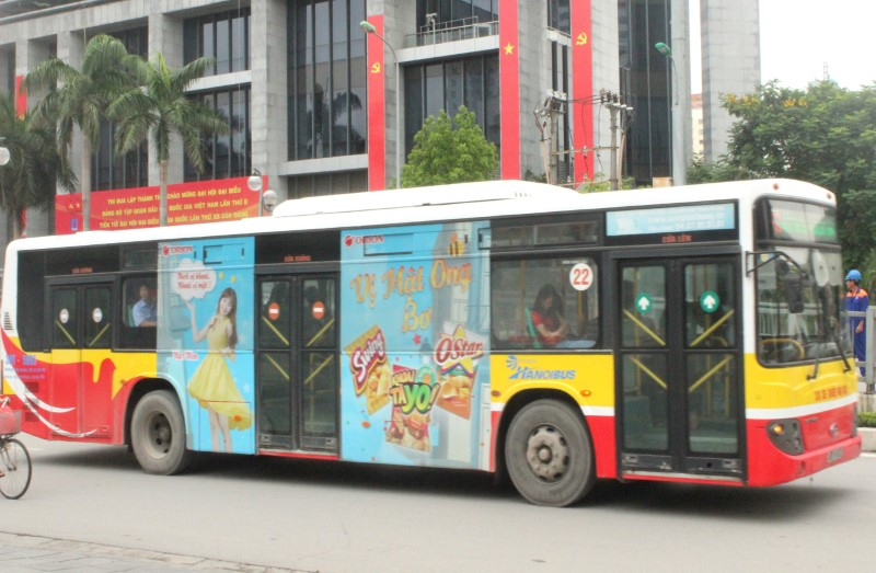 Bus – Hanoi public transport