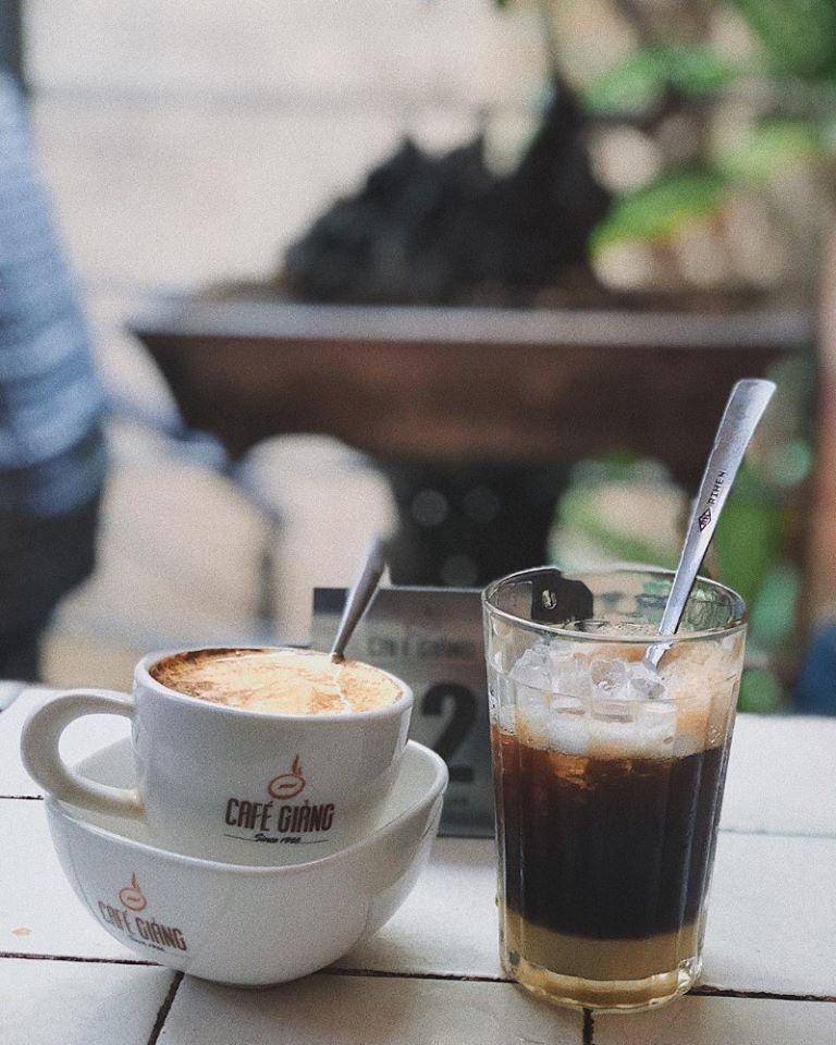 Café Giang, an original coffee shop