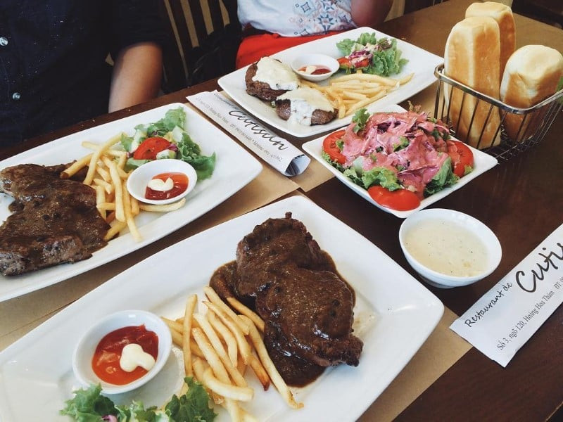 Cutisun Steak