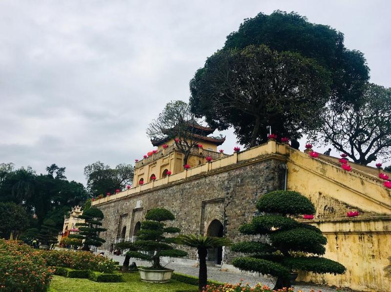 Doan Mon (South Gate)