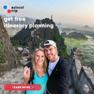 FREE ITINERARY