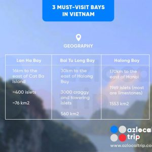 Halong Bay Day Trips and Alternatives