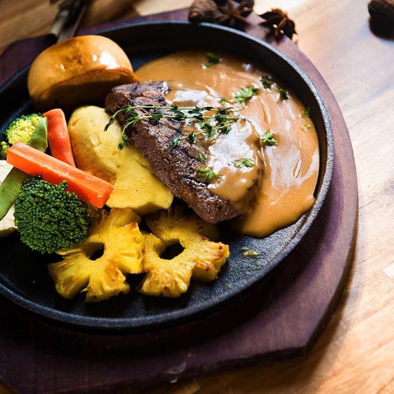 Hanoi Steak