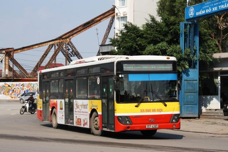 Hanoi public transport