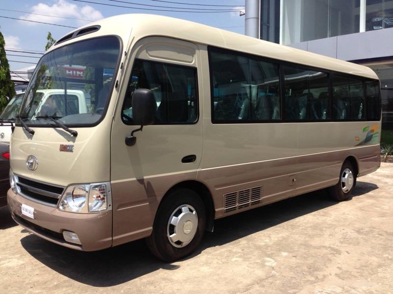 Hanoi to Halong Bay bus schedule