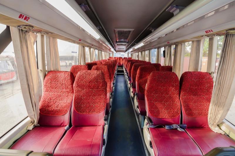 Hanoi to Ninh Binh Bus