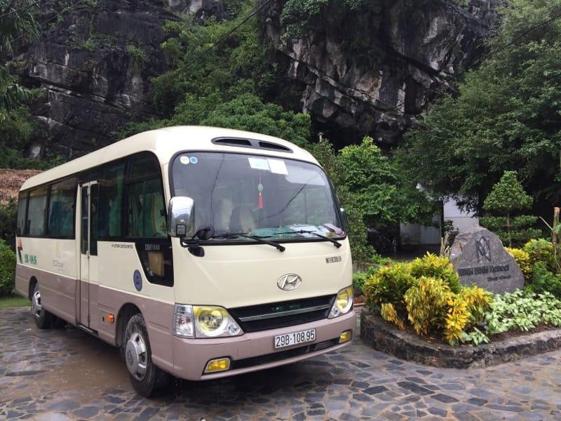 Hanoi to Ninh Binh Private Car