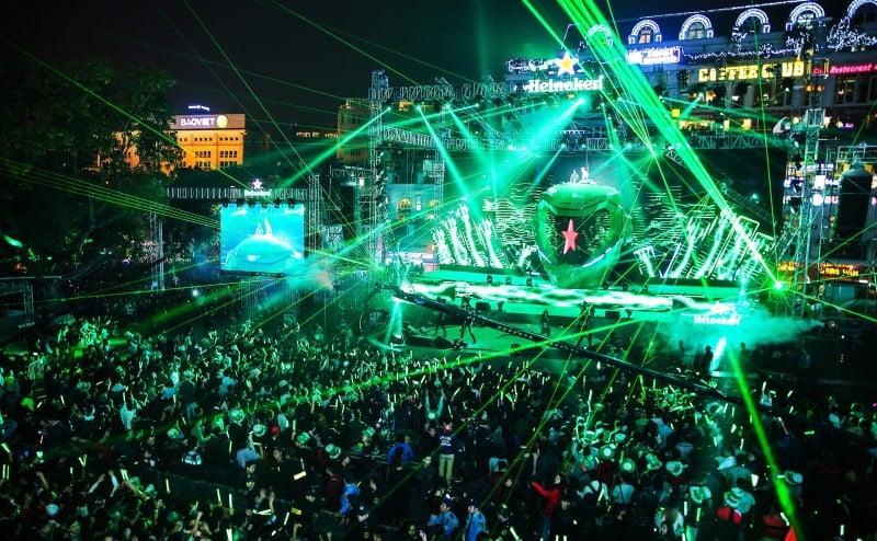 Heineken Countdown Party 2018