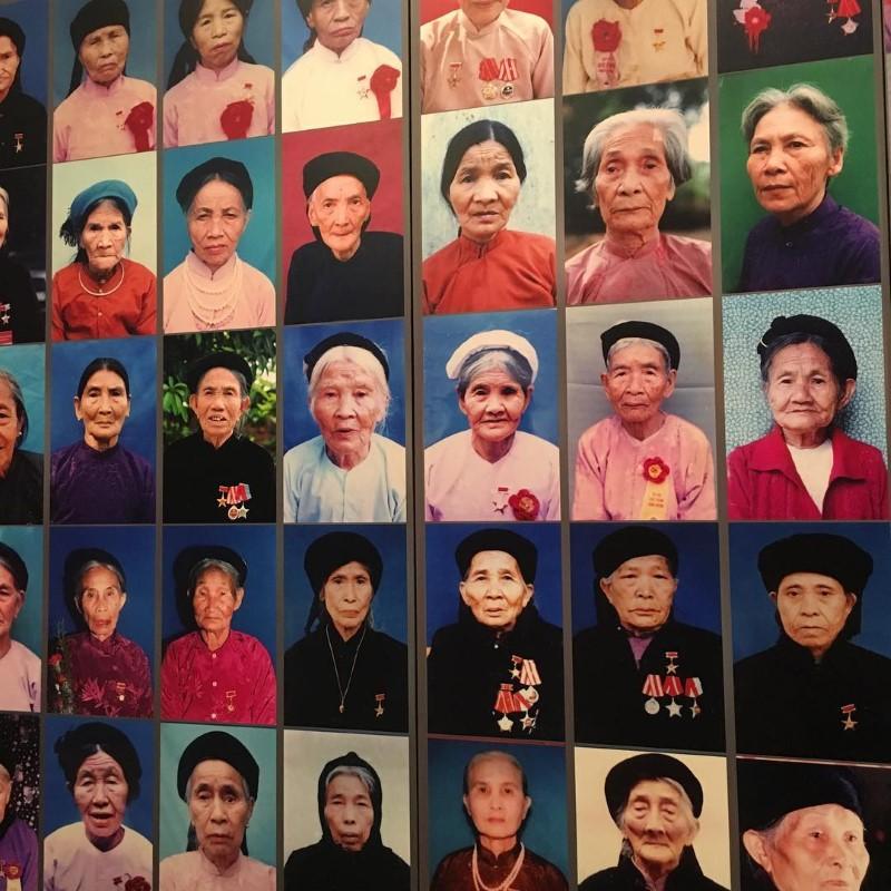 Heroic Mothers of Vietnam