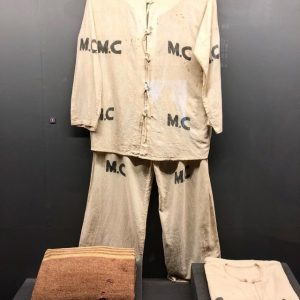 Hoa Lo Prisoner's belongings