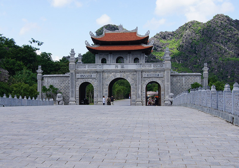 Hoa Lu Tam Coc is worth a trip outside of Hanoi