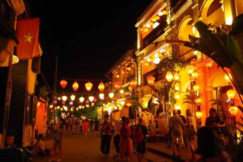 List of Travel agency in Da Nang or Hue (Middle of Vietnam)