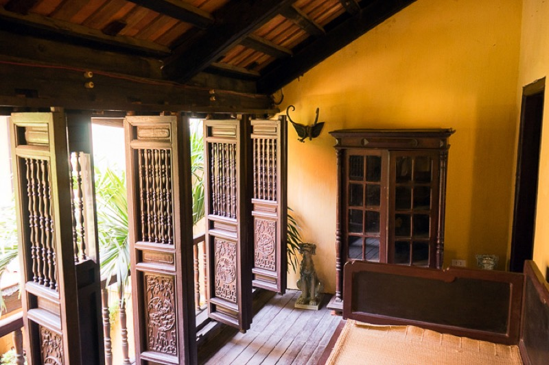 Ma May ancient house