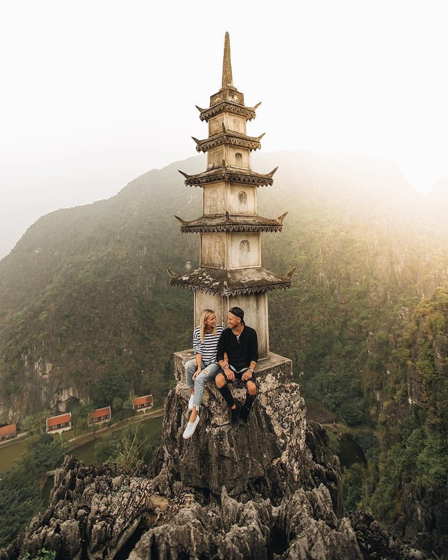 Day 5: Ninh Binh day trip: Hoa Lu - Tam Coc