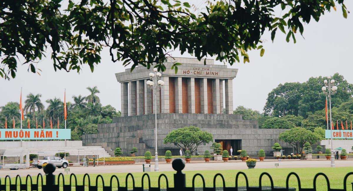 The Ho Chi Minh complex