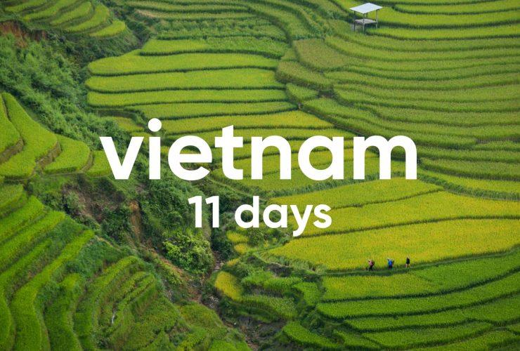 Vietnam 11 days