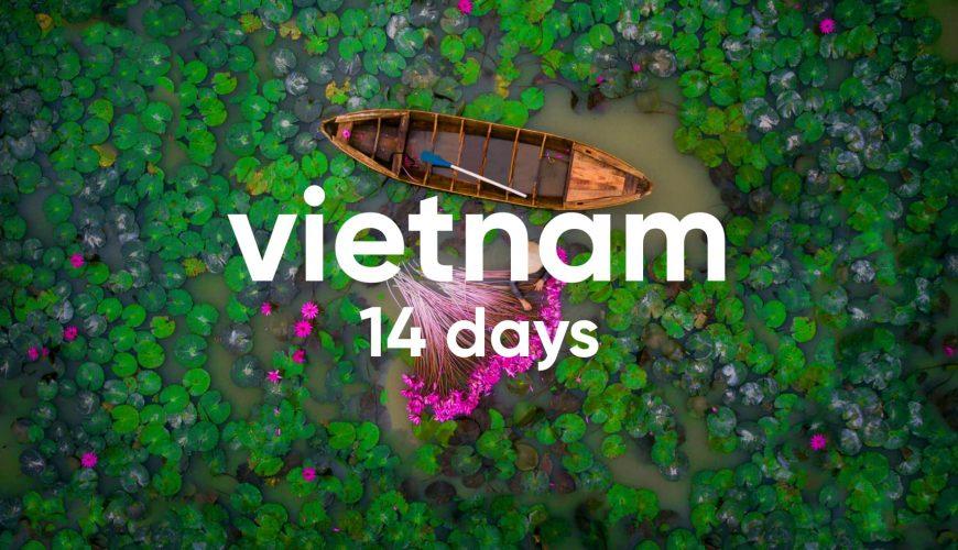 Vietnam 14 days