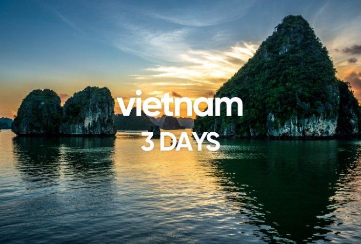 Vietnam 3 days