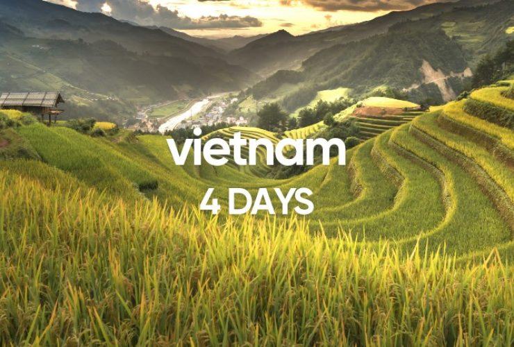 Vietnam 4 days