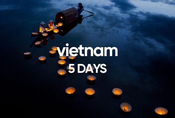 Vietnam 5 days