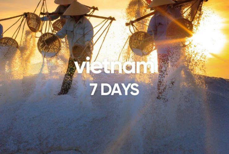 Vietnam 7 days