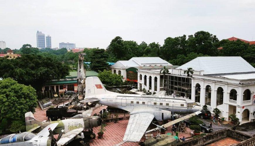 Vietnam Military History Museum Hanoi