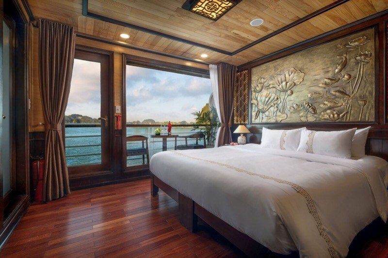 Why choose a Halong Cruise