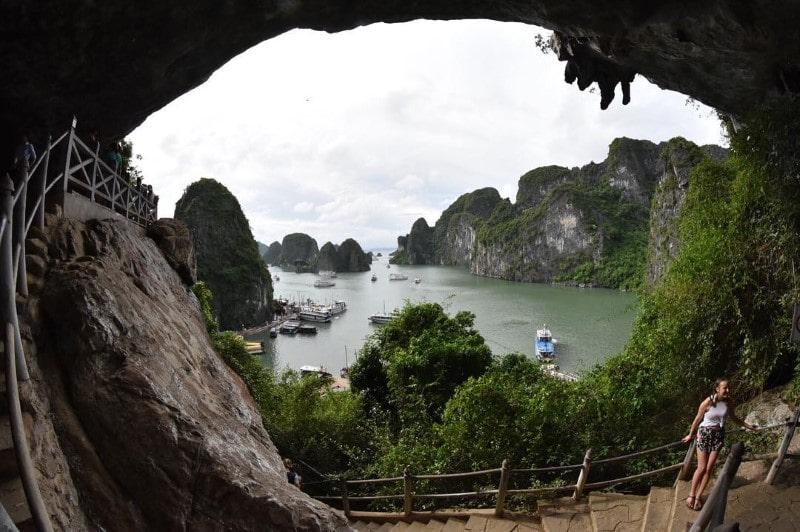 dau go cave view