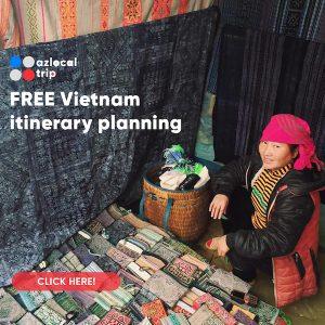 free Vietnam itinerary