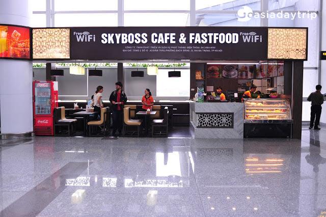 Skyboss Cafe & Fastfood