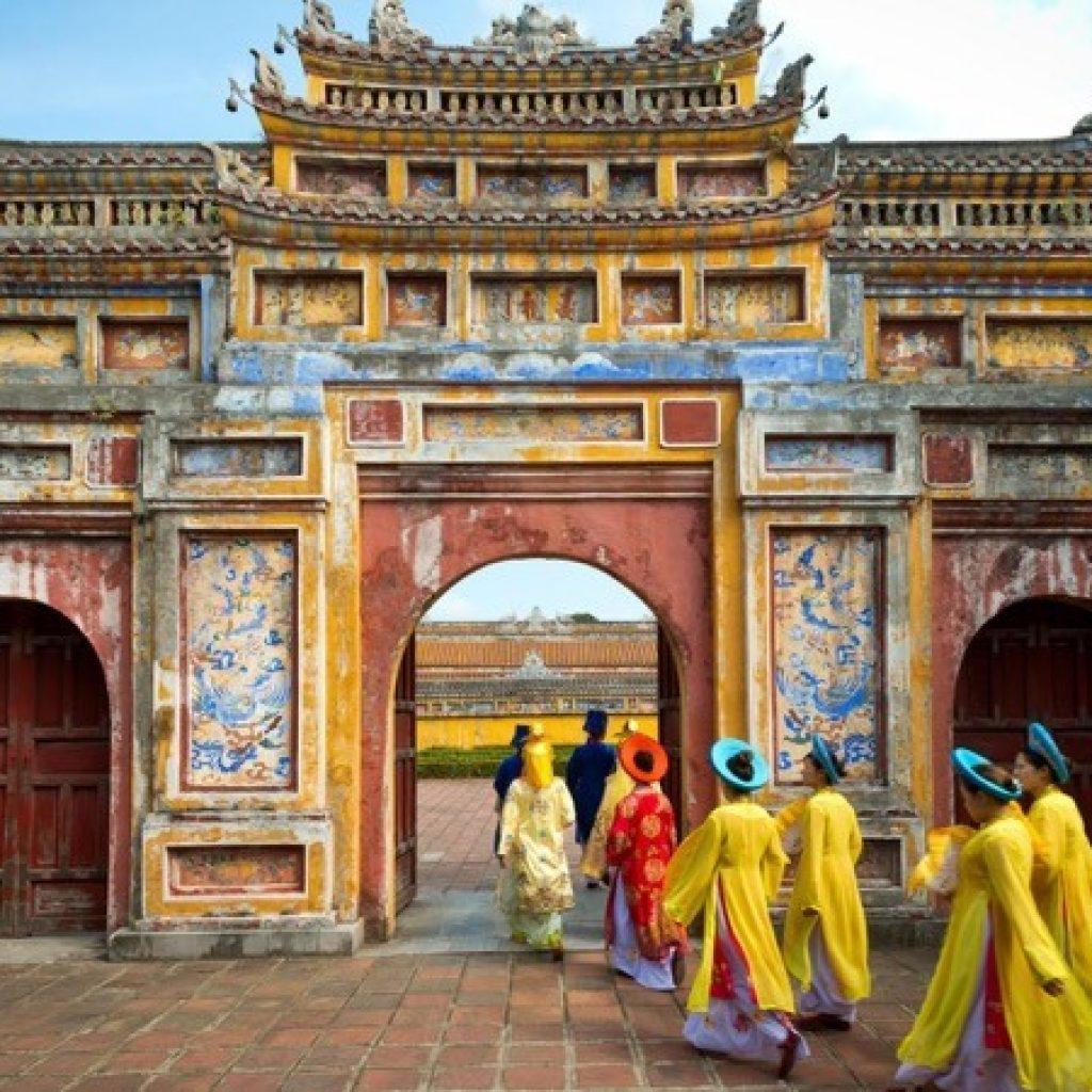 hue is a humble gem, a peaceful and charming city