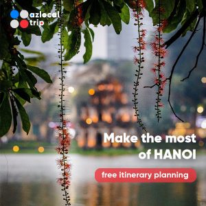 make the most of Hanoi
