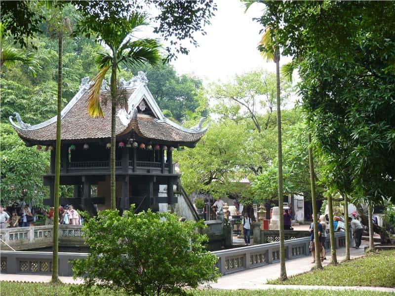 Day 1: Hanoi arrival