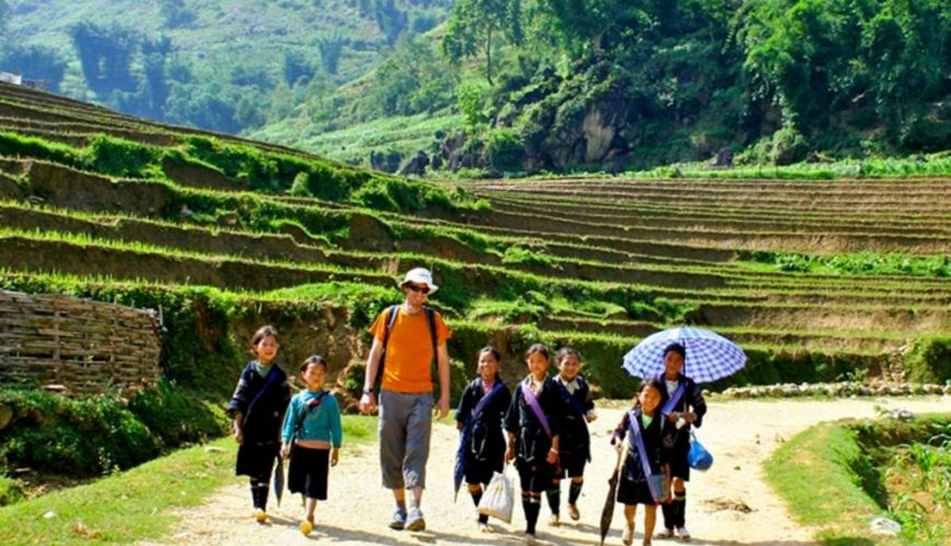 sapa trekking 1 day tour