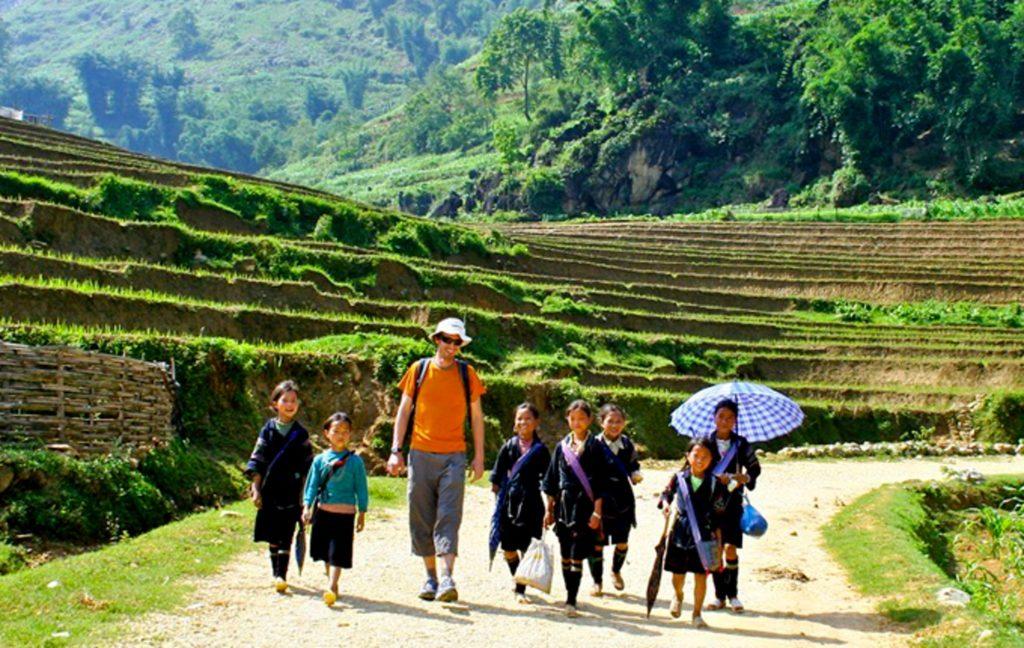 sapa trekking 1 day tour