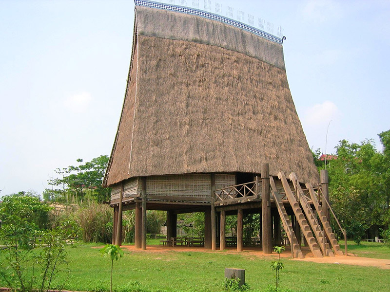 the museum of ethnology is a good choice