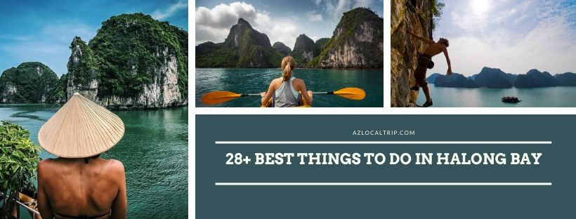 things to do in halong