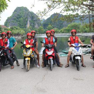 ninh binh motorbike rental