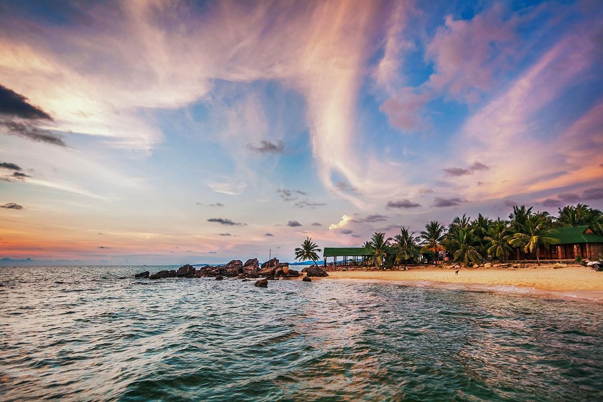 Phu Quoc Island VIETNAM IN SEPTEMBER