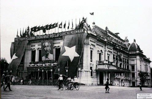 the old hanoi opera house