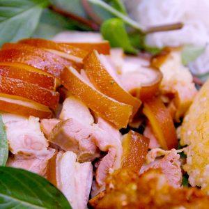 cap nach pork sapa