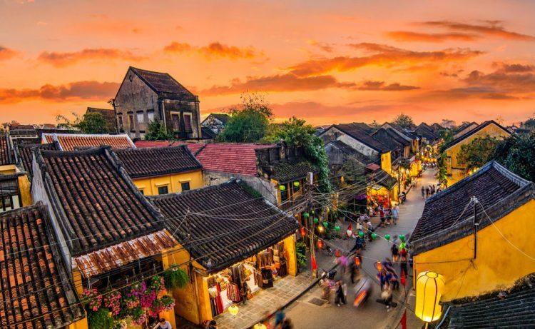 Day 6 - Hoi An - Marble Mountain - My Son sanctuary - Thu Bon River Cruise back Hoi An