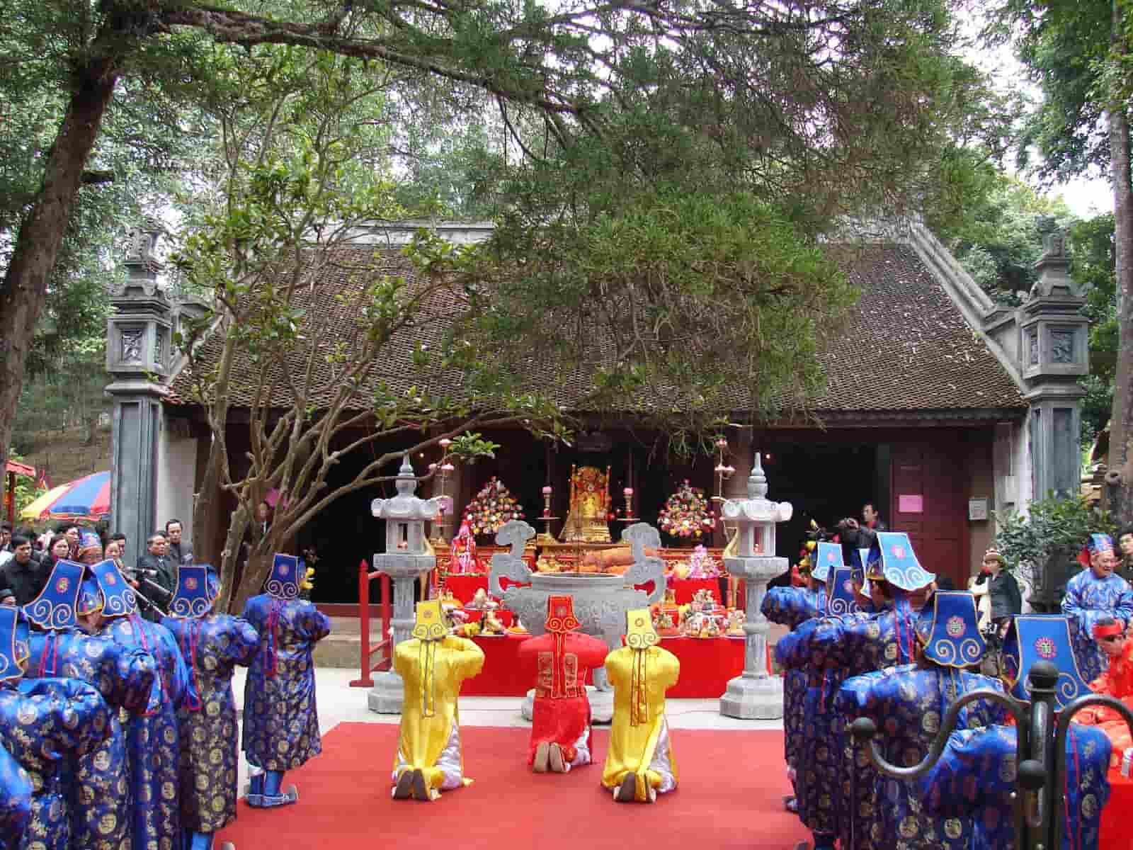 spring festival in sapa